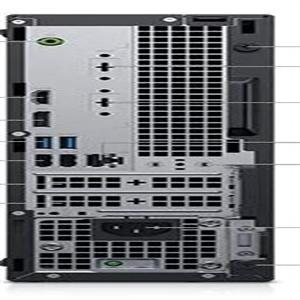 Dell Desktop OptiPlex 3070 Small Form Factor, Intel Core i5-9500
