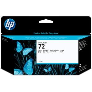 HP 72 negro foto 130ml Tinta amplio formato C9370A