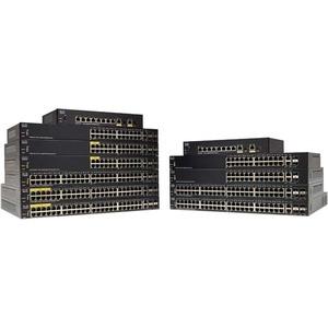 Switch 24 Puertos Capa 3 SG350-28P