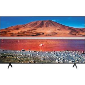 Smart LED-LCD TV Samsung TU7000 UN55TU7000F 139.7cm - 4K UHDTV - Gris titán - LED Retroiluminación - Alexa, Asistente de Google Soportado - Tizen - Dolby Digital Plus.