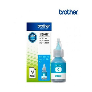 Cartucho de tinta Brother BT5001C