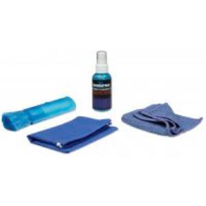 Manhattan 421010. Tipo de producto Líquido y paños secoshúmedos para limpieza de equipos, Uso adecuado LCDTFTPlasma,
