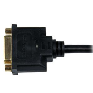 Adaptador de 20cm HDMI a DVI