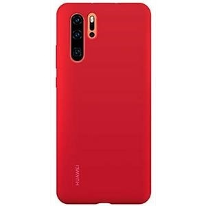 HUAWEI P30 PRO SILICONE CASE ROJO