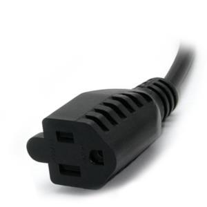 Cable 30cm-Alimentación-IEC-320-60320