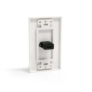 Tapa de Pared HDMI Hembra G158