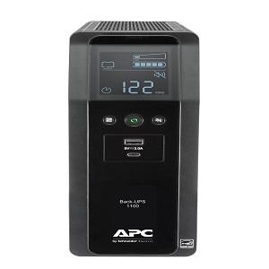 UPS de línea interactiva APC by Schneider Electric Back-UPS Pro