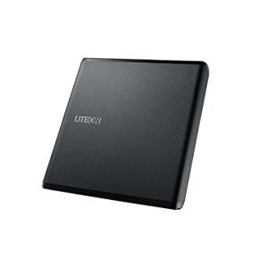 QUEMADOR DVD EXTERNO LITEON ULTRASLIM PORTABLE USB LINK2TB (NEGRO)