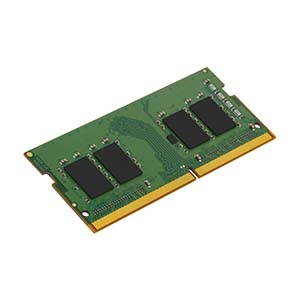 KINGSTON MEMORIA KVR SODIMM 8GB DDR4-2400 CL17 NON-ECC 1RX8