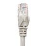 CABLE DE RED PATCH CAT5E RJ45 4.2 METROS 14 FT COLOR GRIS