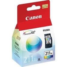Cartucho de tinta Canon CL-211
