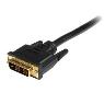 Cable Adaptador HDMI a DVI-D de 1.8m - Macho a Macho StarTech.com HDMIDVIMM6