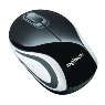 MOUSE M187 INALAMBRICO ULTRA LINUX COLOR NEGRO