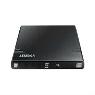 QUEMADOR DVD EXTERNO LITEON SLIM USB LINK2TB (NEGRO)