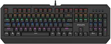 TECLADO GAMING PHILIPS MOMENTUM G413