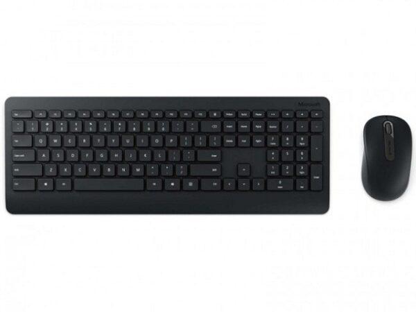 Teclado y ratón Microsoft Wireless Desktop 900