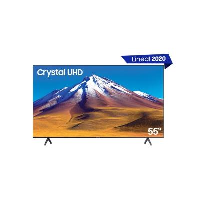 "TV SAMSUNG LED 55"" 4K UHD CRYSTAL"