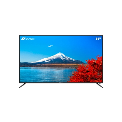 "PANTALLA SANSUI 65"" 4K SMART ANDROID TV"