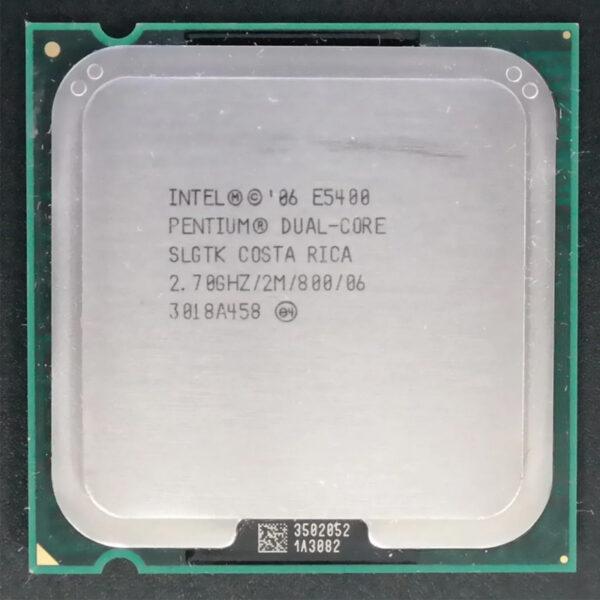 Procesador Pentium Dual Core E5400