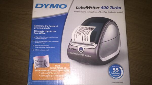 Impresora De Etiquetas Desde Pc, Labelwriter Dymo